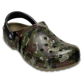 Classic Clog Camo - Size 9