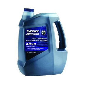XD50 2 Stroke Outboard Motor Oil- 3.78 Litres