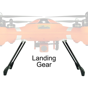 Carbon Fibre Landing Gear - Splash Drone 3