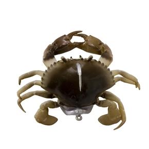 """1"""" 1/14 Oz 2 Pack Naturual Peeler Crab"""