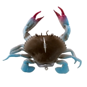 "3"" 1/2Oz 1 Pack Blue Crab"