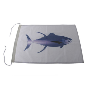 Deluxe Catch Flag - Tuna