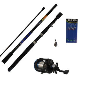 "PPT20 / Sabistik 7'0""  2 Piece Reel / Rod Combo"