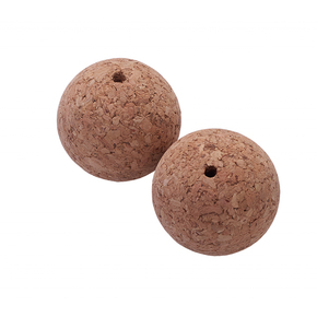 Cork Outrigger Ball Stops - Pack of 2