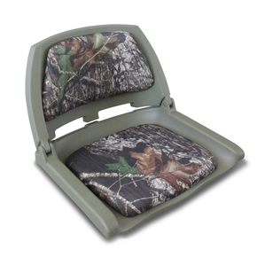 Traveller Folding Padded Seat Camo