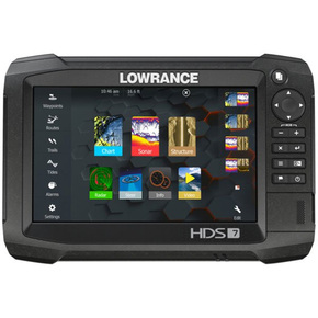 "HDS-7 Carbon 7"" Fishfinder Gps Chartplotter Combo"