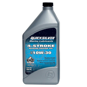 4 Stroke Outboard or Jetski Oil- 946mls (10W-30)