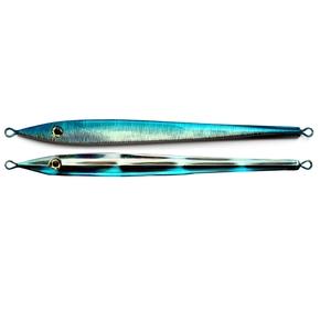 Long John Slider Jig - Ballistic Blue 300gm