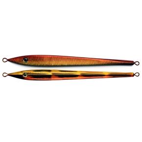 Long John Slider Jig - Orange Assassin 300gm