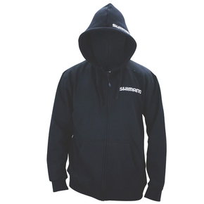 Zipped Hoodie Black- Size Small (S)