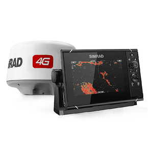Simrad NSS7 EVO3 Radar Package