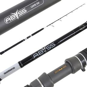 """Abyss Deep Drop 60/100lb 5'6"""" Bent Butt Game Rod"""
