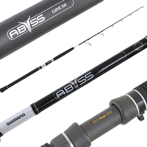 "Abyss Switchbait Overhead 40/100lb 6'4"" Game Rod"