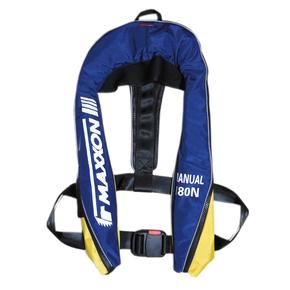 Inflatable Lifejacket Adult Manual 180N - (Comfort Series-New)