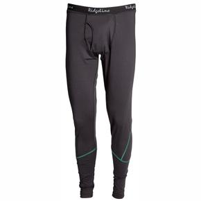Mens Polyester Ridgeline Thermal Legging Black - Small