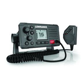 Link-6 IPX7 Waterproof Fixed VHF Radio (Dark Grey)