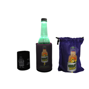 Drink Holder & Torch - Purple