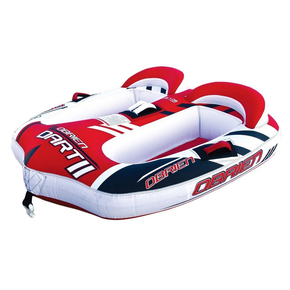 Dart 2 Double Cockpit Inflatable Towable Deluxe Water Toy