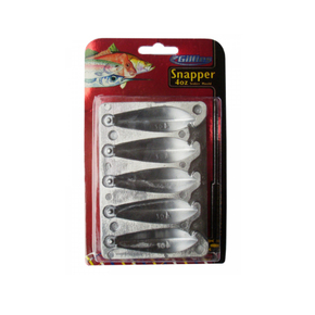 Snapper Reef Sinker Mould 4 oz