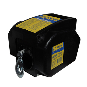 Trailer Winch Power 1350kg Pull (boats to 2000kg)