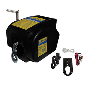 Trailer Winch Power 1350kg PULL (TO 2000KG)