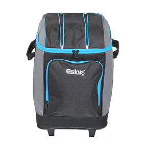 42 Can Soft Cooler / Chilly Bag - Handle & Wheels