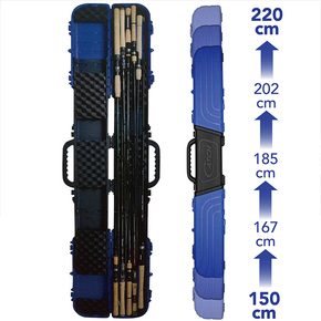 Adjustable Rod Case
