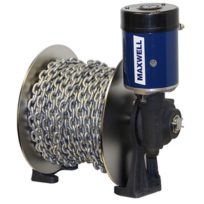 Tasman 8-8 Drum Anchor Winch (w/Rope-Chain Package)