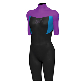 2mm Springsuit Wetsuit - Girls Size 8