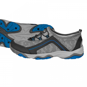 Mirage Coast Shoe Grey/Blue - 9