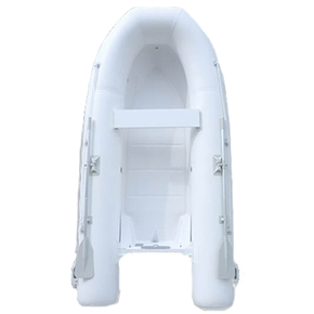 Inflatable 2.5m - F/Glass Rigid Hull Deluxe RIB - Double Floor (Flat)