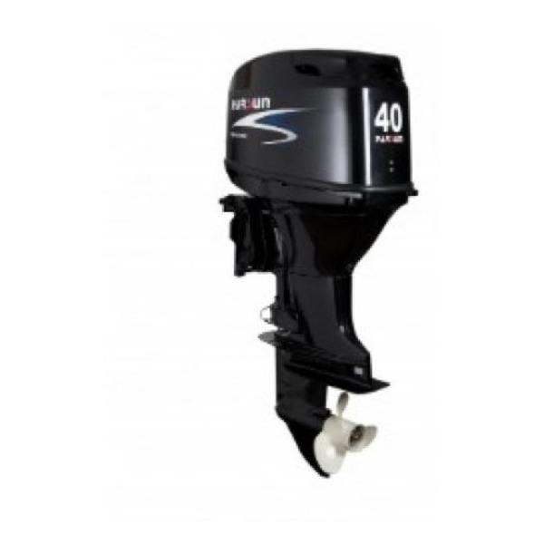 Outboard 40hp Long Shaft - 4 Stroke (new EFI)- Electric w/Power Trim & Tilt