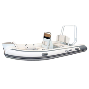 Inflatable Boat SuperSport 380 Alloy Deluxe RIB Hypalon Package