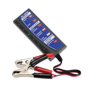 BT100 12v Battery and Alternator Tester