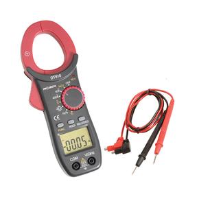 DT910 AC/DC Digital Clamp Volt/Ammeter Tester