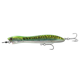 Pamic Popper 19.5cm 111g Green Mackerel