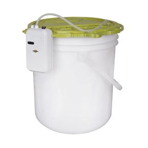 Minnow Deluxe Live Bait Bucket with Aerator 19L