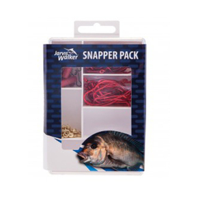 Snapper Species Pack 50 Pieces 6 Compartment