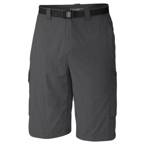 "Mens Silver Ridge Cargo Shorts - Grill / 34"""