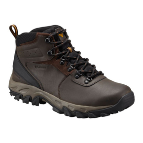 Men's Newton Ridge 2 Mid Waterproof - Cordovan/Squash - Sz 8