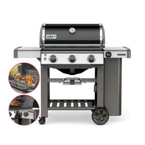 Genesis II E310 Premium BBQ 3 Burner LPG Barbecue - Specialist Model
