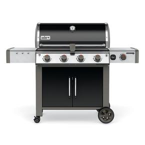 Genesis II LX E440 4 Burner + Side LPG Barbecue - Specialist Model