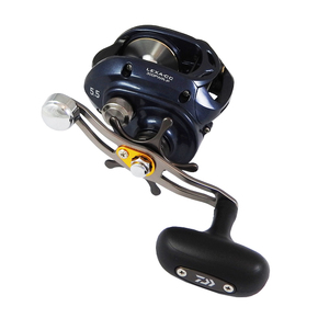 Lexa CC300PWR-P Baitcast Reel with Clicker