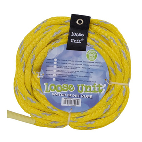 H/Duty Foam Core  Water Toy Tow Rope - 60ft - (3-4 Person)