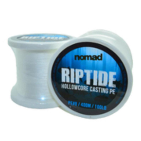 12 Strand Hollow Casting Braid 100lb - 400m