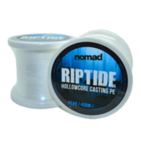 12 Strand Hollow Casting Braid 80lb - 400m
