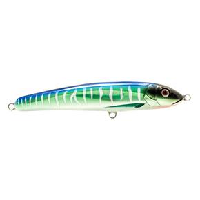Riptide 125mm 25g Floating Stickbait - Spanish Mackerel