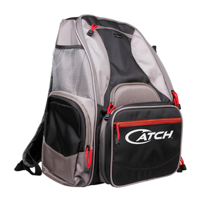 Pro Series 5 Compartment Tackle Backpack w/Cooler Compartment