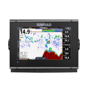 GO7 XSR Full Pack GPS/Fishfinder Combo & Chart