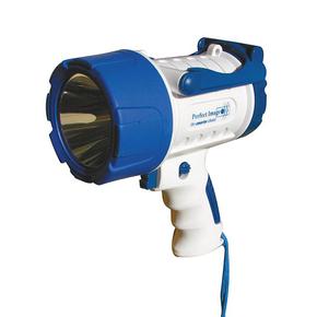 Waterproof Handheld LED Spotlight 300 Lumen With Batteries